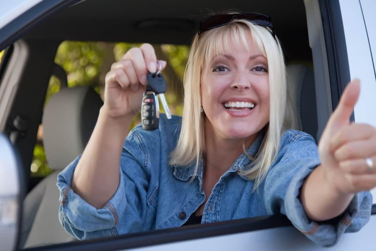 entrega llaves coche